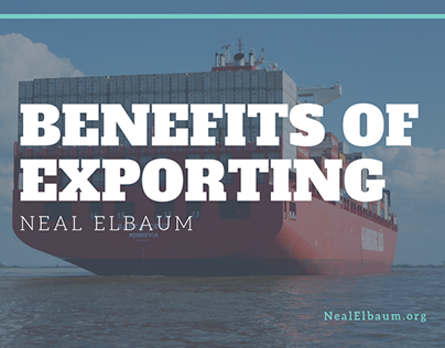 Neal Elbaum on the Benefits of Exporting