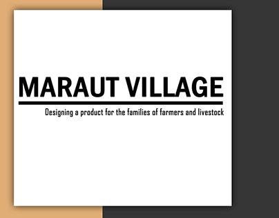 UX Product Design, Maraut Village - Haryana