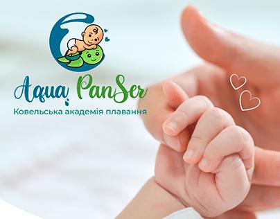 Logo Agua PanSer (лого для академии)