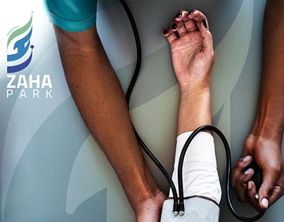 Medical marketing Zaha park