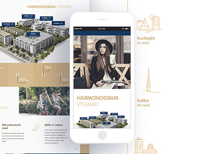 Urban Residence Website