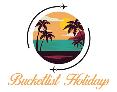 TRAVEL BUSINESS LOGO PROJECT