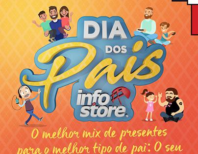 Dia dos Pais Info Store