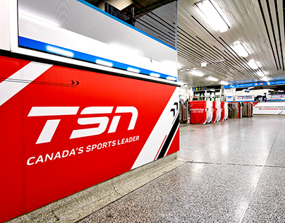 TSN - Yonge and Bloor Subway Domination