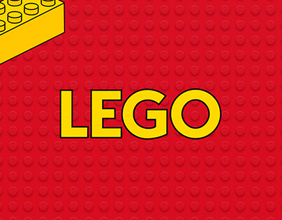 Re-Design LEGO Logo
