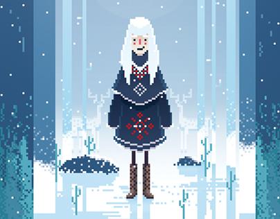 Winter PixelArt