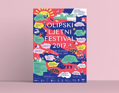 Olib Summer Festival 2017