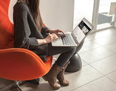 Metro Clark ICT Website Layout