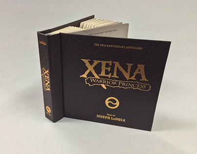 XENA Warrior Princess — 20th Anniversary Anthology