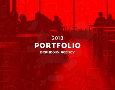 Brandoux Portfolio 2018