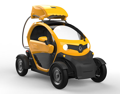 Renault Twizzy for kids