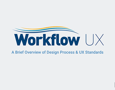 Workflow UX
