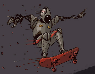 Skatebot