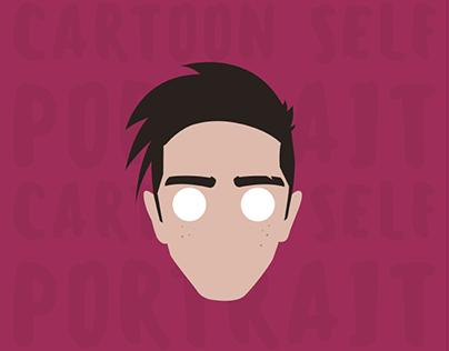 Cartoon SELF Portrait