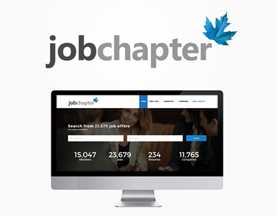 Job Chapter (Logo & WP site)