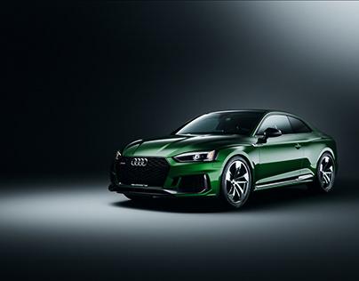 2019 Audi RS5 Coupe   Studio   Full CGI
