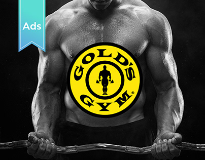 GOLD'S GYM | Cause We're Gold (Campaign)