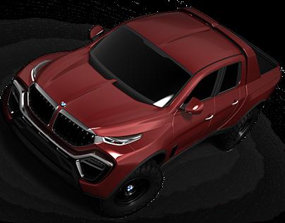 BMW pickup truck concept
