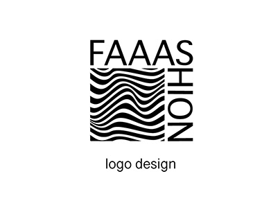 Logo design for a fashion blog