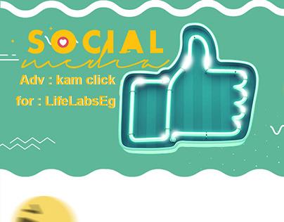 Social Media - LifeLabsEg