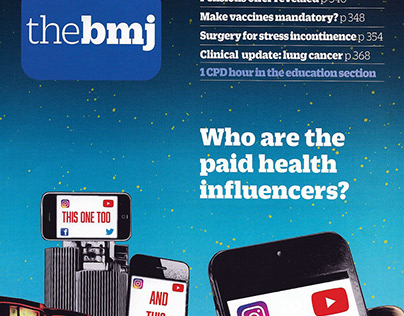 Cover image for the BMJ