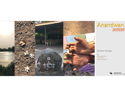 System design project on Anandwan Smart Village