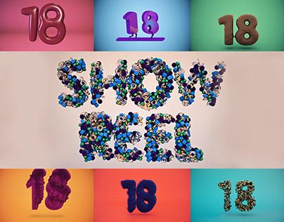Showreel 2018/19