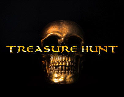 Treasure Hunt Font