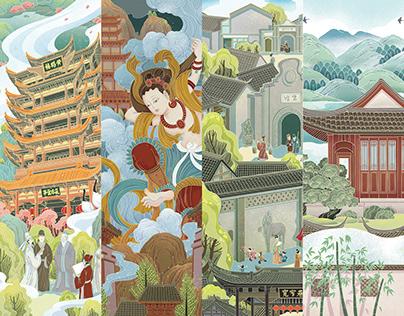 纸玩意er |Pop-up Illustration Collection
