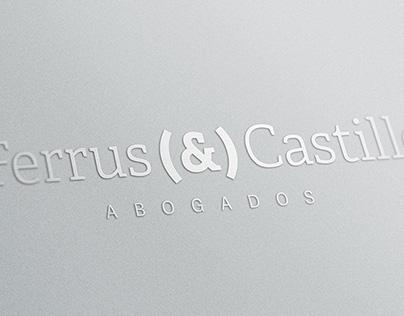 Marca del despacho de abogados Ferrus&Castillo