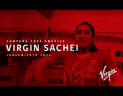 SACHEI / VIRGIN MOBILE / 2015
