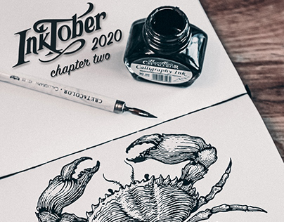 Inktober 2020: Chapter two