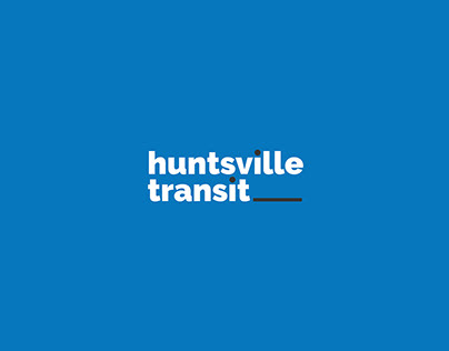 Huntsville Transit Rebrand