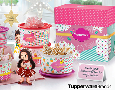 Tupperware Christmas Edition