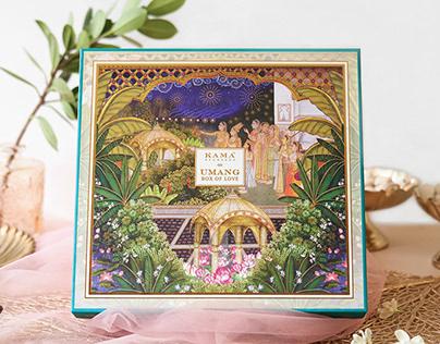 Diwali Gift Box'18 // Packaging