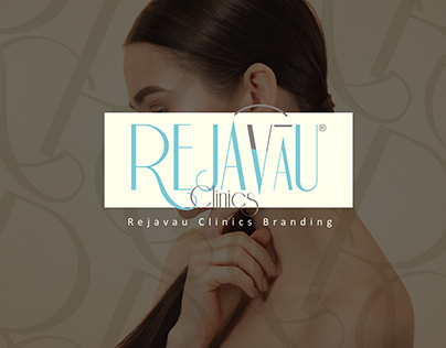 Rejavau Clinics Branding