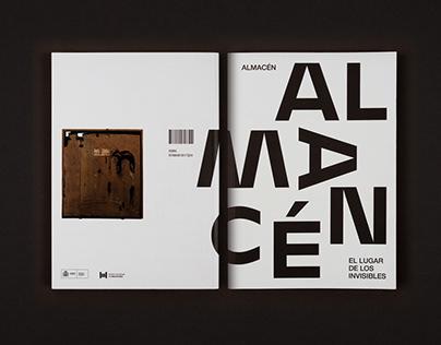 Catálogo Almacén