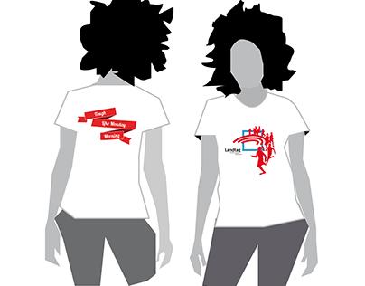 Landtag SH Firmenlauf Shirt