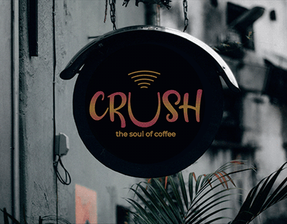 Logo for new coffeeshop