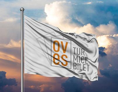 OVES TUR Logo & Konsept Tasarım