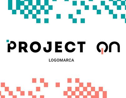 Gestão de Projetos Educacionais: Project On - Logomarca