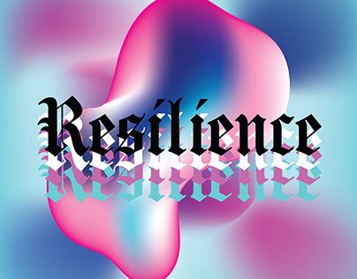 Typographic and Art Experimentation