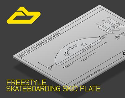 Industrial Design: Freestyle Modern Skid Plate