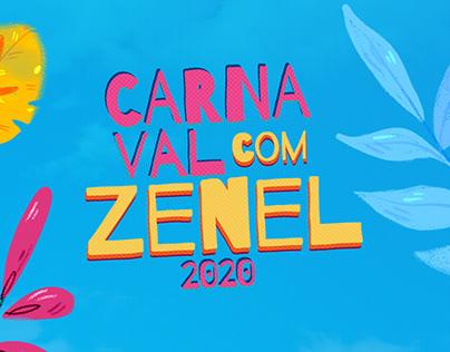 Carnaval com Zenel - Apresentação