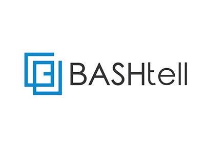 BashTell Logo Design Concept