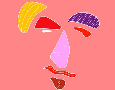 Face #2