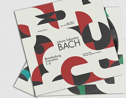 Bach - Brandenburg Concertos album cover