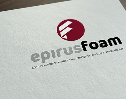Epirus Foam Logo