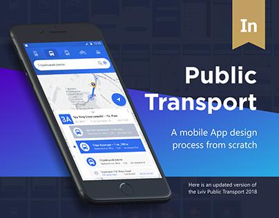 Public Transport | Navigation Mobile App