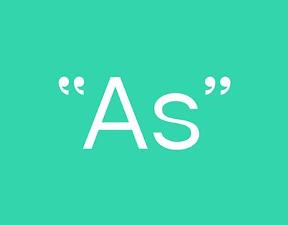 Aspirat - Typeface